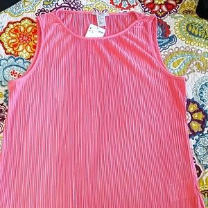 💥3 for $15💥Pleated top *NWT*